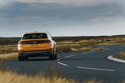 2019 Audi Q8 - UK version 62
