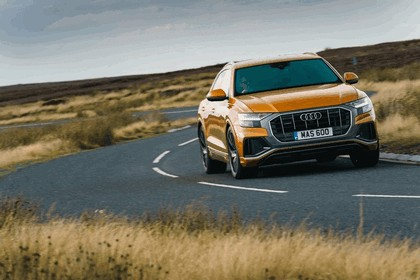 2019 Audi Q8 - UK version 63