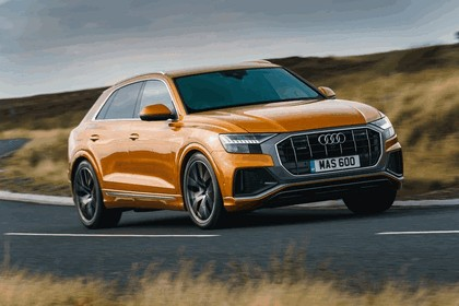 2019 Audi Q8 - UK version 64
