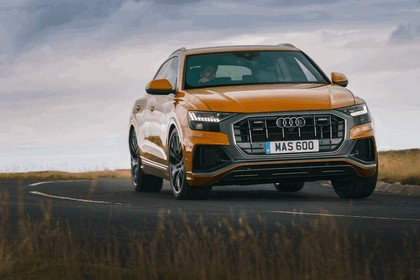 2019 Audi Q8 - UK version 65