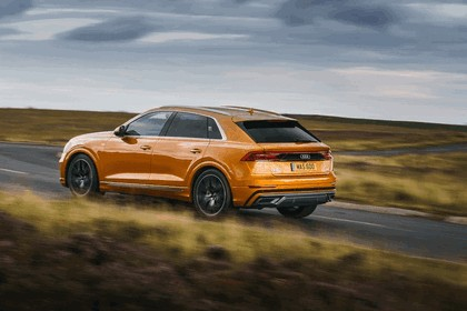 2019 Audi Q8 - UK version 66