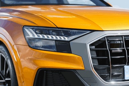 2019 Audi Q8 - UK version 72