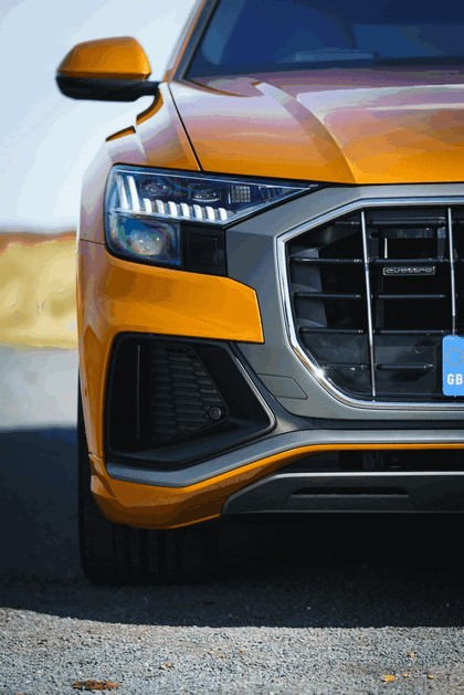 2019 Audi Q8 - UK version 75