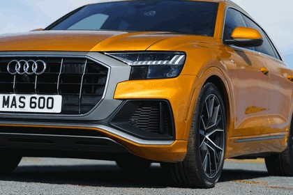 2019 Audi Q8 - UK version 81