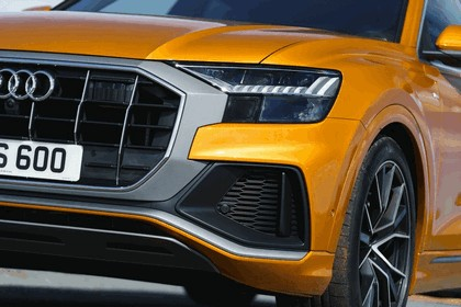 2019 Audi Q8 - UK version 82