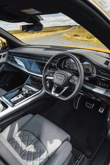 2019 Audi Q8 - UK version 107