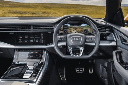2019 Audi Q8 - UK version 109