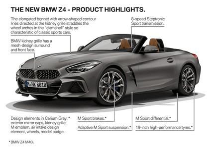 2018 BMW Z4 M40i 54