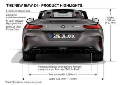 2018 BMW Z4 M40i 57