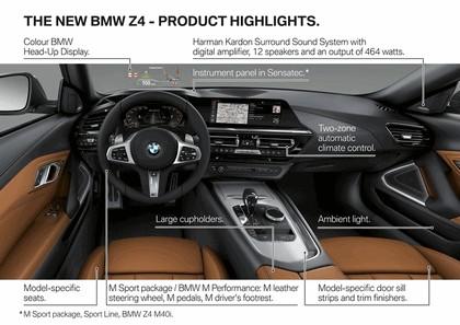 2018 BMW Z4 M40i 58