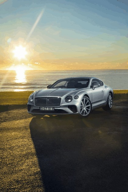 2018 Bentley Continental GT 1