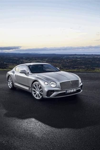 2018 Bentley Continental GT 6