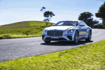 2018 Bentley Continental GT 19