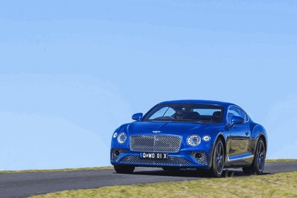 2018 Bentley Continental GT 36