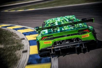 2019 Lamborghini Huracán GT3 Evo 3