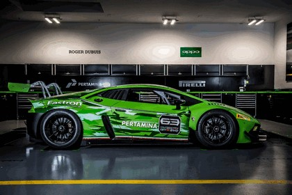 2019 Lamborghini Huracán GT3 Evo 12