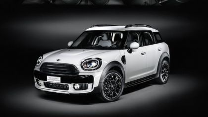 2018 Mini Countryman Baker Street 1