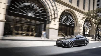 2018 Mercedes-AMG GT 63 S 4Matic+ 4-door coupé 1
