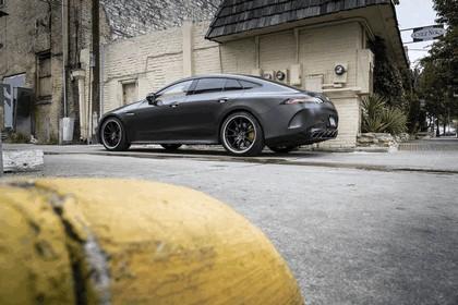 2018 Mercedes-AMG GT 63 S 4Matic+ 4-door coupé 6