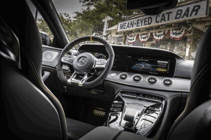 2018 Mercedes-AMG GT 63 S 4Matic+ 4-door coupé 14