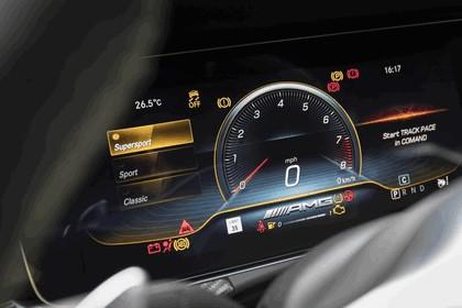 2018 Mercedes-AMG GT 63 S 4Matic+ 4-door coupé 15