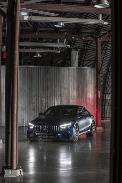 2018 Mercedes-AMG GT 63 S 4Matic+ 4-door coupé 29