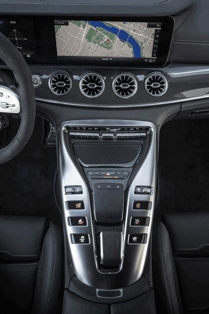 2018 Mercedes-AMG GT 63 S 4Matic+ 4-door coupé 38