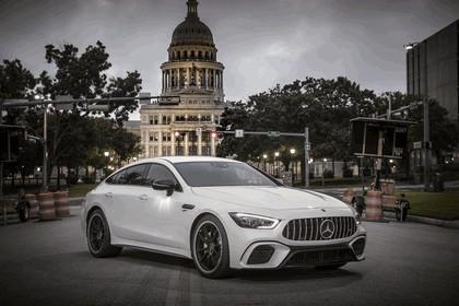 2018 Mercedes-AMG GT 53 4Matic+ 4-door coupé 2