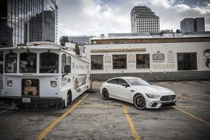 2018 Mercedes-AMG GT 53 4Matic+ 4-door coupé 4