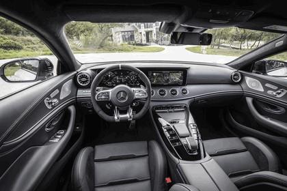 2018 Mercedes-AMG GT 53 4Matic+ 4-door coupé 10