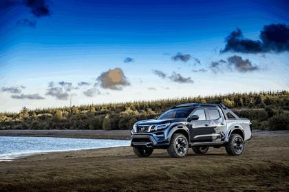 2018 Nissan Navara Dark Sky concept 1