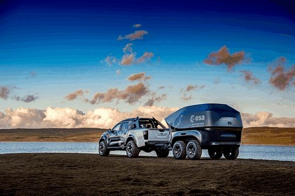 2018 Nissan Navara Dark Sky concept 10