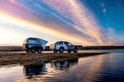 2018 Nissan Navara Dark Sky concept 11