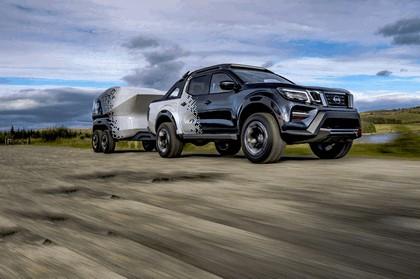 2018 Nissan Navara Dark Sky concept 14