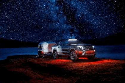 2018 Nissan Navara Dark Sky concept 19
