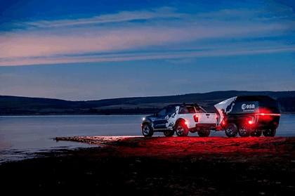 2018 Nissan Navara Dark Sky concept 22