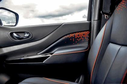 2018 Nissan Navara Dark Sky concept 39