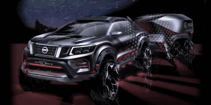 2018 Nissan Navara Dark Sky concept 41