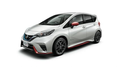 2018 Nissan Note e-Power Nismo S 1809 8