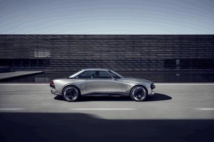2018 Peugeot e-Legend concept 8