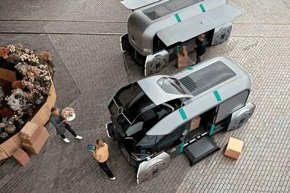 2018 Renault EZ-PRO concept 5