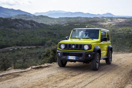 2018 Suzuki Jimny 4