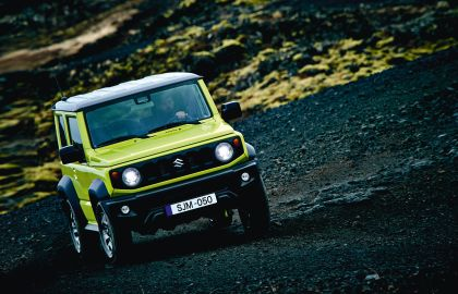 2018 Suzuki Jimny 15