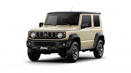 2018 Suzuki Jimny 55