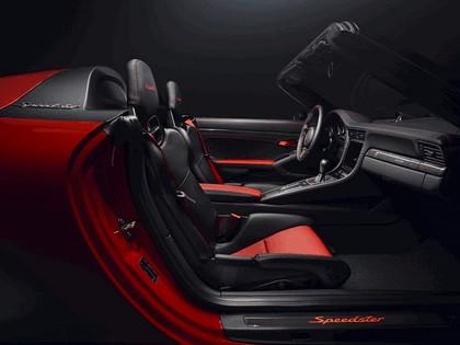 2018 Porsche 911 ( 991 type II ) Speedster concept II 7