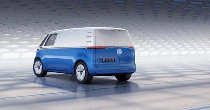 2018 Volkswagen I.D. Buzz Cargo concept 2