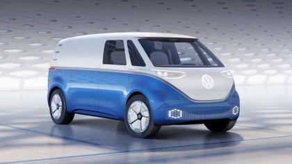 2018 Volkswagen I.D. Buzz Cargo concept 9