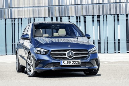 2019 Mercedes-Benz B-klasse 43