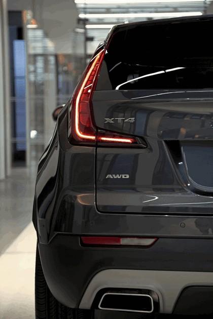 2019 Cadillac XT4 Premium Luxury 35