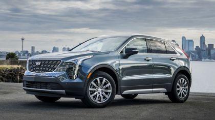 2019 Cadillac XT4 Premium Luxury 3